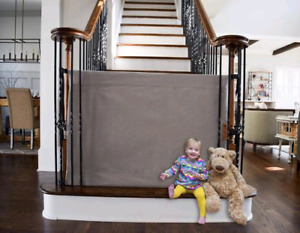 Stair Barrier Baby Gate