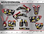 Honda Sticker Kits CRF 450
