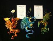 Dragon Figurine Lot