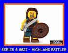 Highland Battler LEGO Minifigures