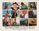 Country Music Calendar