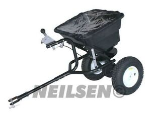 CT2215 80lbs Towed Broadcast spreader NEW & next day delivery