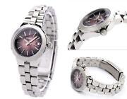 Womens Fossil Watch Purple