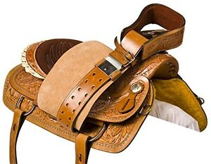 """15"""" 16"""" 17""""  Western Saddles Wade Cowboy Ranch All Leather $697 London Ontario image 4"""
