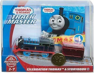 NEW 2020 THOMAS & FRIENDS Trackmaster Motorized 75th CELEBRATION THOMAS & Book