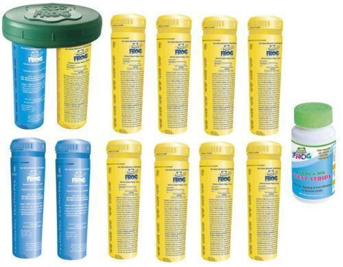 Spa Frog Kit Pool Chemicals Amp Testing Ebay