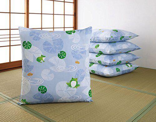 Zabuton - Japanese Floor Cushion Cover (5pieces) - FROG