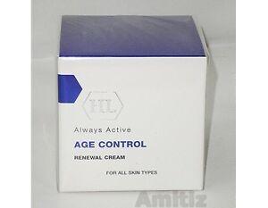 HL HOLY LAND Age Control Renewal Cream 50ml / 1.7oz