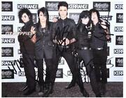 Black Veil Brides Signed