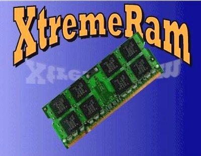 Xtremeram 4GB DDR2 PC6400 PC2-6400 SODIMM 800MHz LAPTOP MEMORY RAM SINGLE -