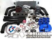 Scion TC Turbo Kit