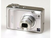 Fujifilm Finepix F11 Digital Camera - Silver (6.3MP, 3x Zoom Lens) 2.5 inch LCD
