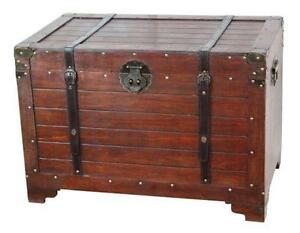 Wooden trunk ebay old wooden trunks gumiabroncs Images