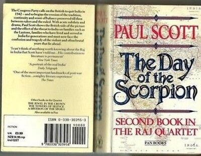 Good, The Day of the Scorpion, Scott, Paul, Book
