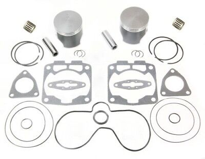 2003 Polaris 800 SKS SPI Pistons Bearings Gasket Set Top End Rebuild Kit 85mm for sale  Shipping to Canada