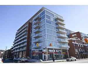 Modern Condo at 354 Gladstone with rare patio onto courtyard