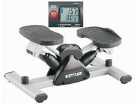 KETTLER SIDE STEPPER WITH COMPUTER