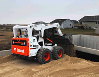 Bobcat / Backhoe Services - Red Deer Surrounding Areas