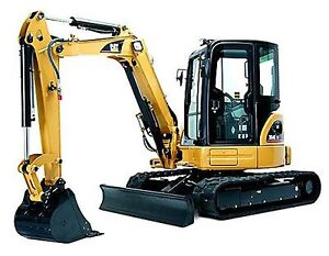 Mini Excavators for rent and for sale!
