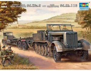 PLASTIC MODEL KITS - 1/72 GERMAN ARMOUR