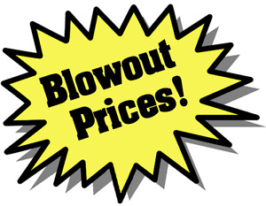Save $2,000 MORE !! BLOWOUT on VIBE/ NORTH TRAIL Travel Trailers