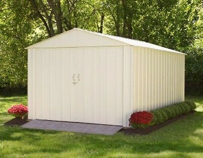 Mountaineer 10' x 20' Steel Shed