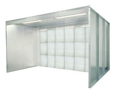 Open Face Spray Booth 12 X 10 X 13