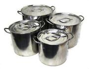 12 Quart Stainless Steel Stock Pot
