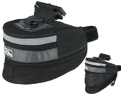 M-Wave Seitentasche Einertasche f rechte Seite mit Reflexstreifen 18 L Volumen
