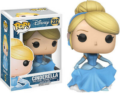 FUNKO POP! Disney: Cinderella - Cinderella [New Toy] Vinyl Figure