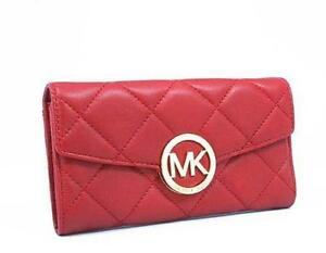 616bdd4bd0c322 Michael Kors Red Wallet