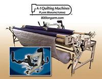 A1 Long Arm Quilting Machine