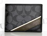 Mens Coach ID Wallet