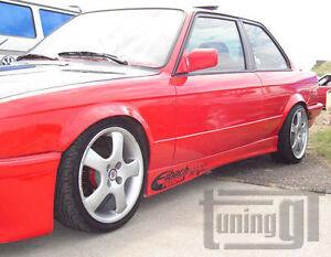 BMW 3er E30 SEITENSCHWELLER