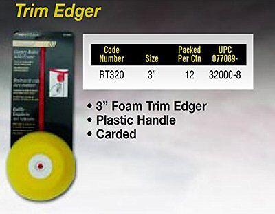 Roller Paint Corner Foam 3in