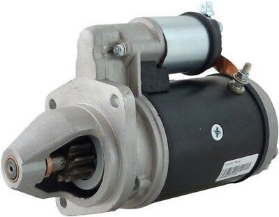 Starter For Landini Tractor Rp30 Rt100 Rt101 Rt10 Perkins Dsl Massey Ferguson