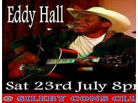 Eddy Hall live acoustic