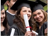 SPOT ADMISSION IN UNIVERSITY FOR HOME/EU - FUNDING COURSES - STUDY LEVEL - 4/HND/BA HONS/TOP UP