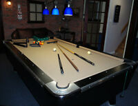 TABLE BILLARD (POOL)