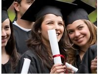 Want to study in University- Foundation/HND/ Degree/MSc /MBA with Govt fund/Student finance loan