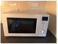 George Home Digital Microwave 17 Litres, 700 watts, white