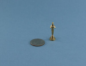 Dollhouse Miniature Academy Award Golden