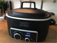 Ninja® 3-in-1 Cooking System crockpot slow cooker steamer