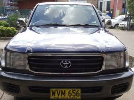 2000 Toyota LandCruiser Oatlands Parramatta Area Preview