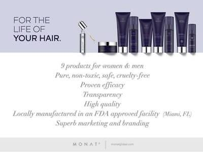 MONAT TRAVEL SIZE SAMPLES HAIR & SKIN U CHOOSE FLAT RATE SHIPPING SO TRY EM ALL