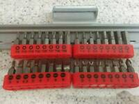 Brand New BOSCH-46 Piece Ratchet/ Socket & Drive Bit Set