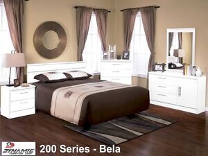 NEW BEDROOM SUITE PACKAGES STARTING AT $486.00