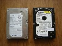 "USED 3.5"" IDE hard drive"