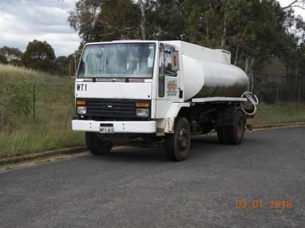 Water Tanker Rural Fire truck