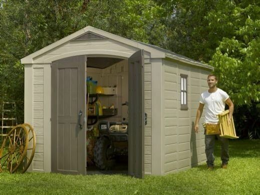 Plastic Storage Shed Buying Guide | eBay